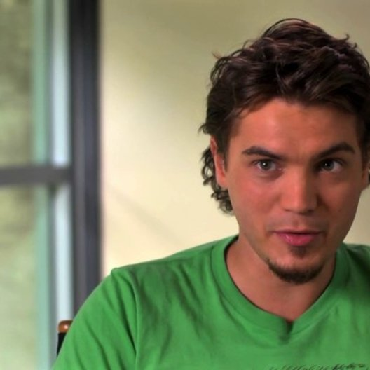 Emile Hirsch über Spin - OV-Interview Poster