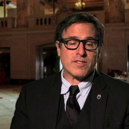 David O Russell - Regie -  über Rosalyn Rosenfeld - OV-Interview