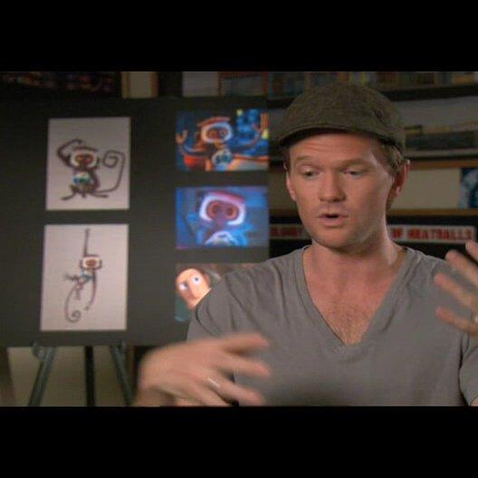 Harris über die Entstehung des Films - OV-Interview Poster
