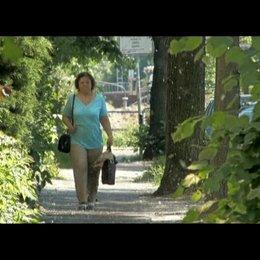 Inge auf dem Weg - Szene