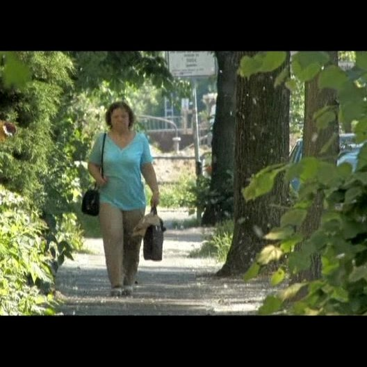 Inge auf dem Weg - Szene Poster