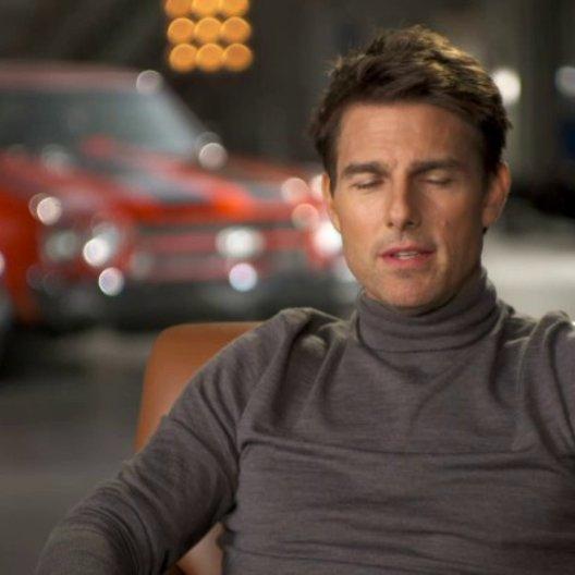 Tom Cruise - Jack Reacher über die Arbeit mit Robert Duvall - OV-Interview Poster