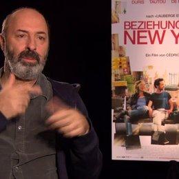 Cedric Klapisch - Regisseur - über die Zusammenarbeit mit Romain Duris - OV-Interview