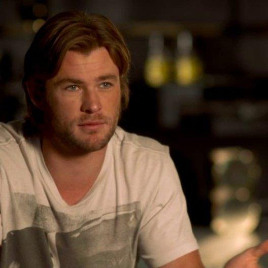 Chris Hemsworth - Thor warum Thor zurück zur Erde kommt - OV-Interview