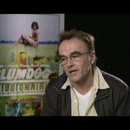 Danny Boyle (Regie) - über seine Lieblingsszene - OV-Interview