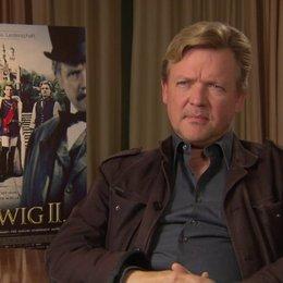 Justus von Dohnanyi über das Leben am Hof - Interview