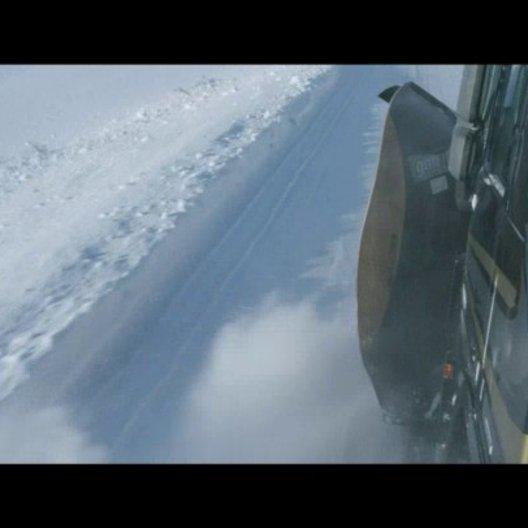 Vom Schneepflug verfolgt - Szene Poster