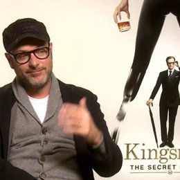 Matthew Vaughn über Colin Firth - OV-Interview Poster
