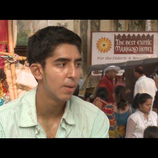 Dev Patel - Sonny - über das Drehbuch - OV-Interview