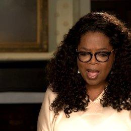 Oprah Winfrey - Annie Lee Cooper - darüber warum es wichtig war in Selma in Alabama zu drehen - OV-Interview Poster
