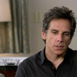 Ben Stiller - Walter Mitty,Produzent, Regisseur - über die Geschichte des Filmes - OV-Interview Poster