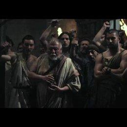 Hercules kämpft im Ring - Szene