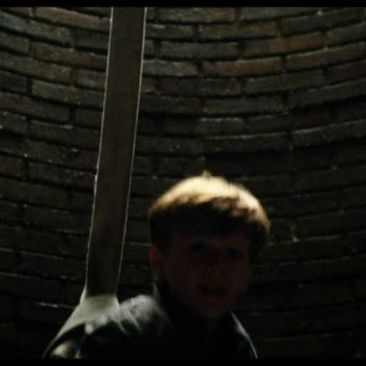 Jonas bietet dem Gespenst seine Hilfe an - Szene Poster