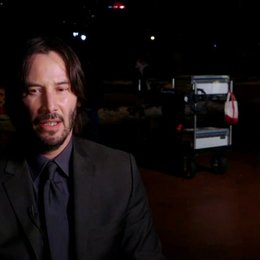 Keanu Reeves - John Wick - über den einzigartigen Look des Films - OV-Interview