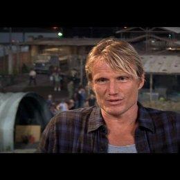 Dolph Lundgren über seine Rolle - Teil 2 - OV-Interview Poster