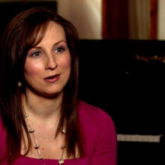 Julie Fowlis - Musik - über die Gesangsaufnahmen für den Film - OV-Interview Poster