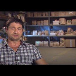 Gerard Butler (Milo Boyd) über die Story - OV-Interview Poster