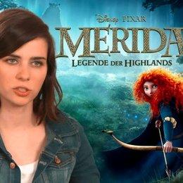 Nora Tschirner - Deutsche Stimme Merida - über Merida - Interview Poster