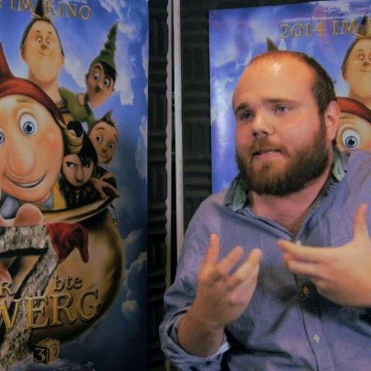 Daniel Welbat über die Herstellung 2 - Interview Poster