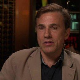 Christoph Waltz - Walter Keane - über  Tim Burton - OV-Interview