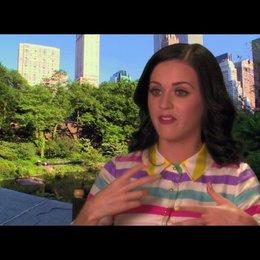 Katy Perry über den Film - OV-Interview