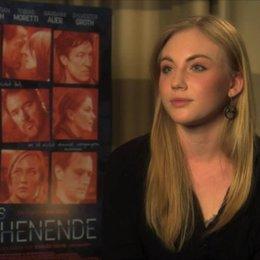 Elisa Schlott über Doro und Jens - Interview Poster