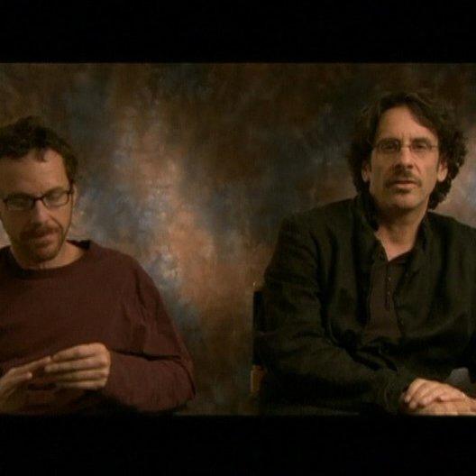 Interview mit den Drehbuchautoren und Regisseuren Ethan & Joel Coen - OV-Interview Poster