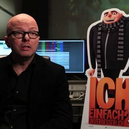 Oliver Rohrbeck über das Synchronsprechen und Grus Dialekt - Interview Poster