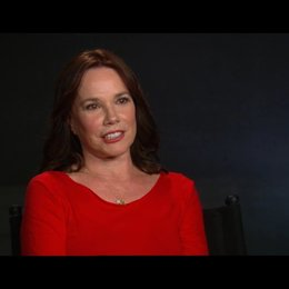 Barbara Hershey über ihre Rolle - OV-Interview