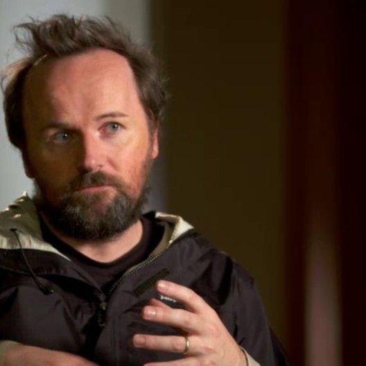 Rupert Wyatt - Regisseur - über Jims unterschiedliche Leben im Film - OV-Interview