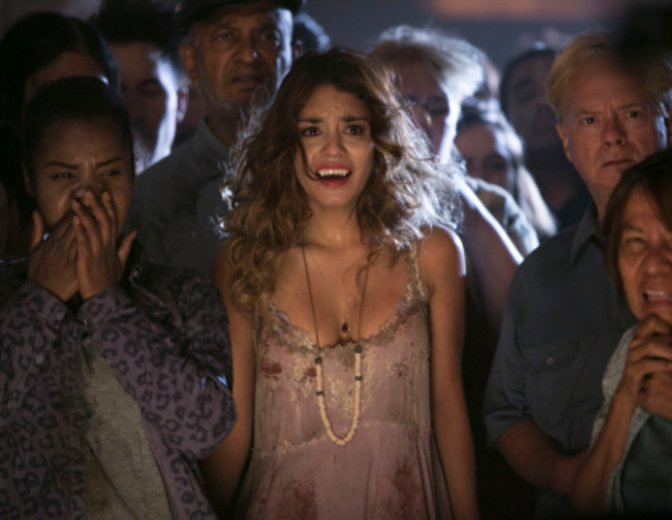 "Vanessa Hudgens in Columbia Pictures' ""Freaks of Nature."""
