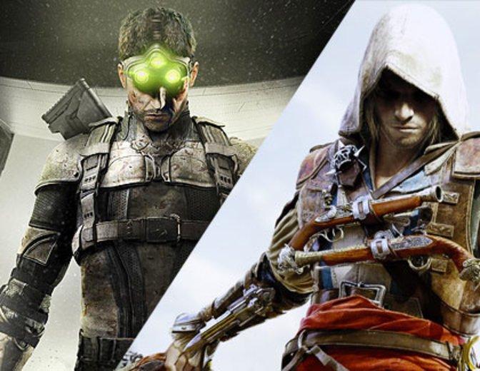 Splinter Cell meets Assassin's Creed