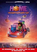 Home - Ein smektakulärer Trip Poster
