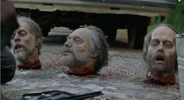 Johnny Depp Ist In The Walking Dead Staffel 6 Und Niemand Hat Es