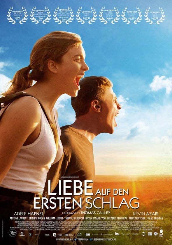 Liebe auf den ersten Schlag Poster