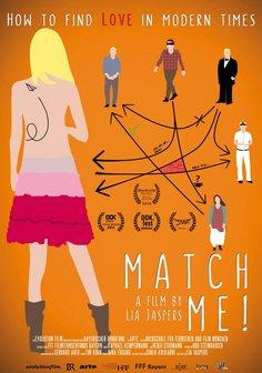 Match Me! Poster