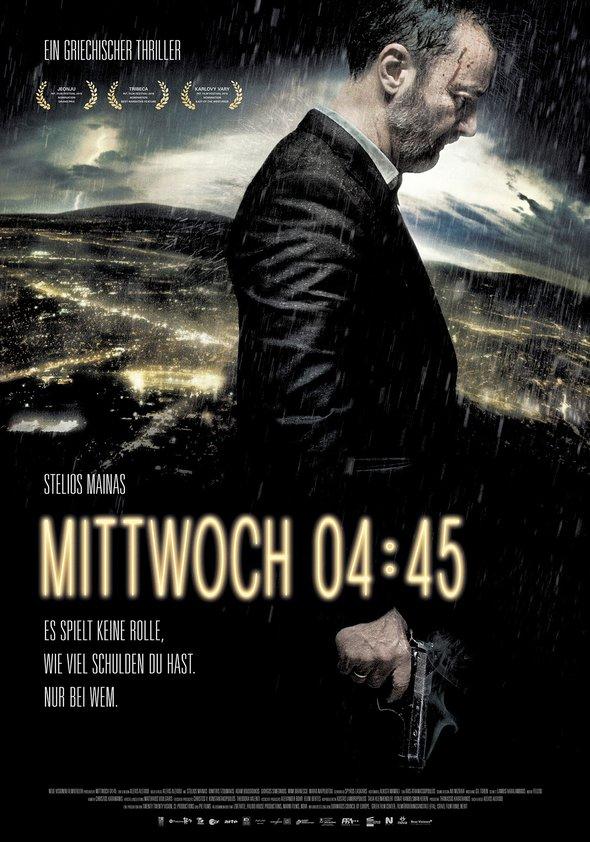 Mittwoch 04:45 Poster