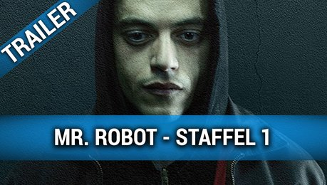 Mr. Robot - Staffel 1 Offizieller Trailer Deutsch Poster