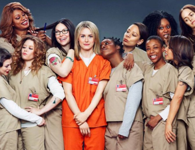 "Der Cast von ""Orange is The New Black"" ©Netflix"