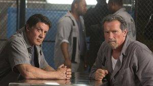 Der Ex-Gouverneur spricht: Arnold Schwarzenegger unterstützt Sylvester Stallone nach Oscar-Niederlage (Video)
