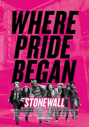 Stonewall - Where Pride Began Poster