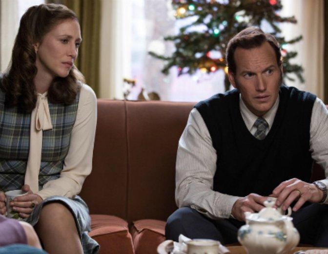 Sind auch dieses Mal nicht vom Glück verfolgt: Vera Farmiga und Patrick Wilson als Lorraine und Ed Warren © Warner Bros. Pictures Germany