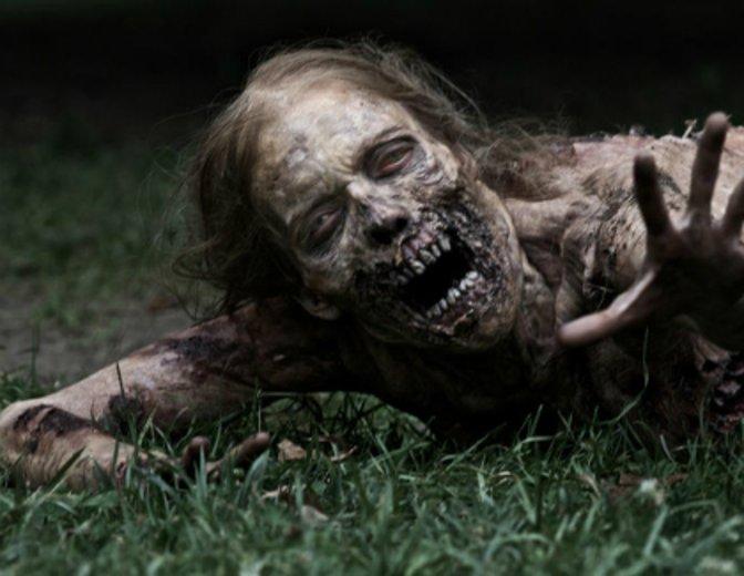 """Zombies sind nur eines der vielen Probleme in """"The Walking Dead"""" © AMC"""