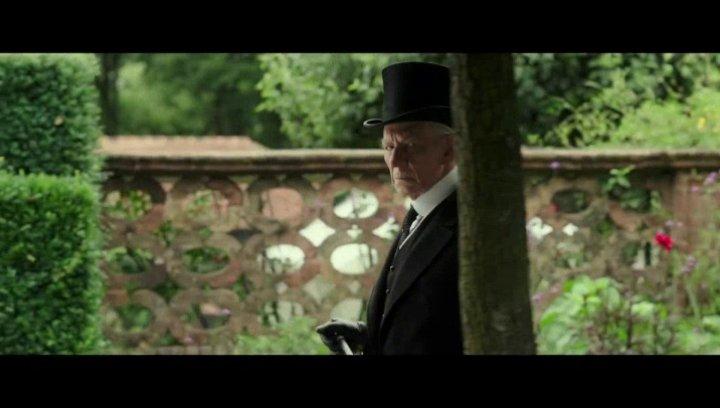 Mr Holmes (VoD-BluRay-DVD-Trailer) Poster