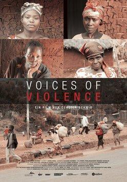 Voices of Violence - Stimmen der Gewalt Poster