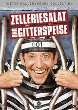 Zelleriesalat und Gitterspeise Poster