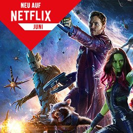 Neu auf Netflix im Juni 2016: Die Film- und Serien-Highlights im Stream