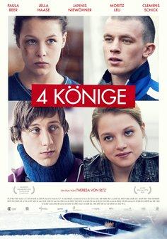 4 Könige Poster