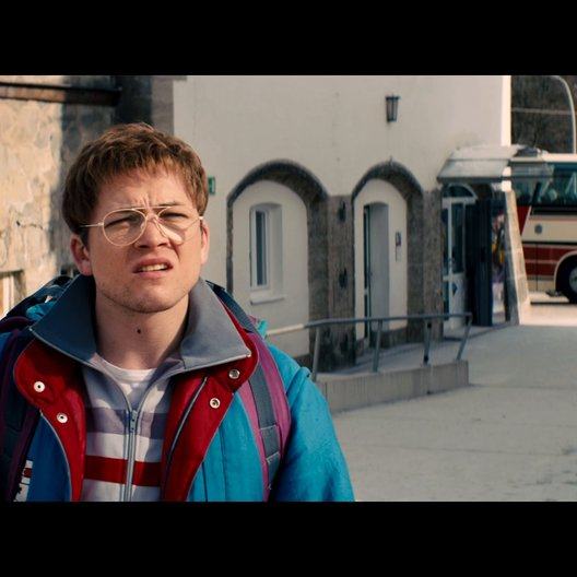 Eddie the Eagle Alles ist moeglich - Making Of (Mini) Poster