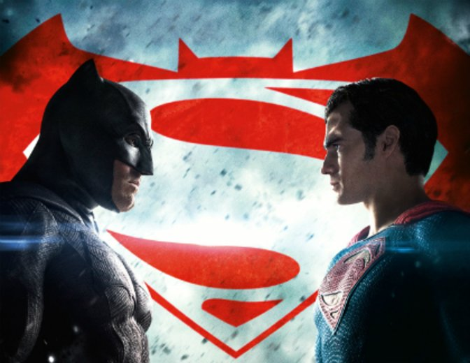 Batman v Superman Blu-Ray DVD